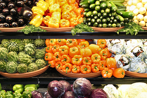Here are some examples of Unrefined Plant Foods